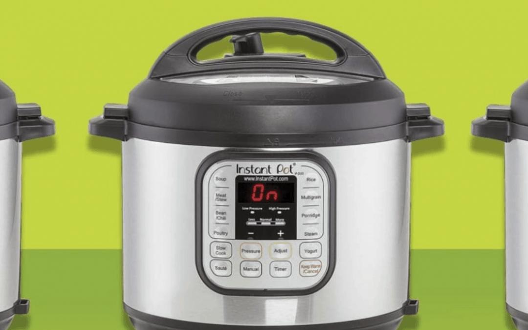 Crock-Pot vs Insta-Pot, Which is More Energy Efficient?