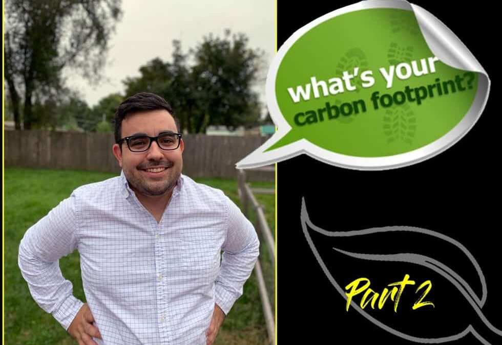 Why Tracking the Carbon Footprint is Important Part Two