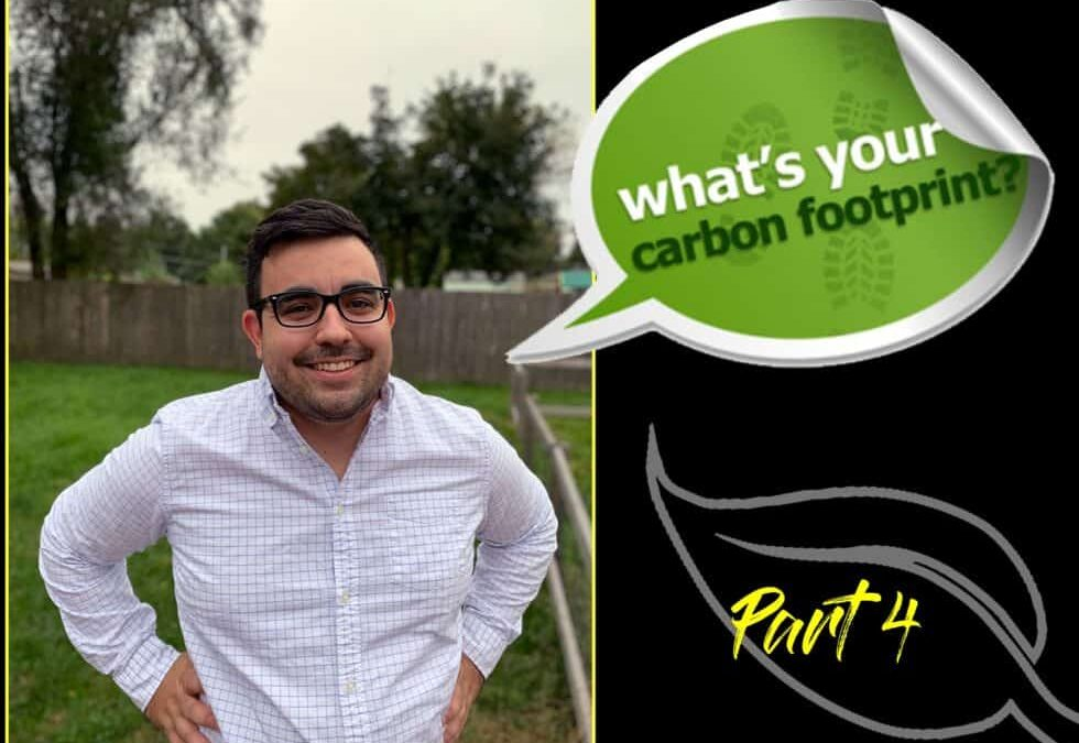 Why Tracking the Carbon Footprint is Important Part Four