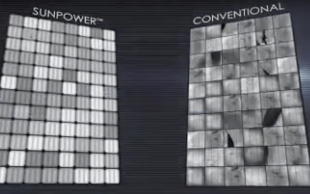 Micro Cracks Affect Solar Panel Performance