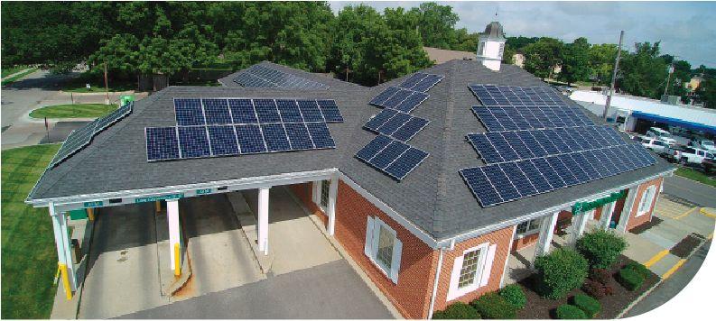 Blue Springs Commercial Solar