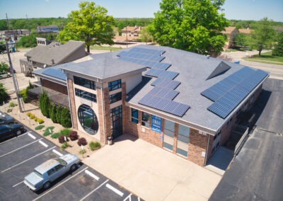 Commercial 43.7kW Solar PV System in Topeka, Kansas