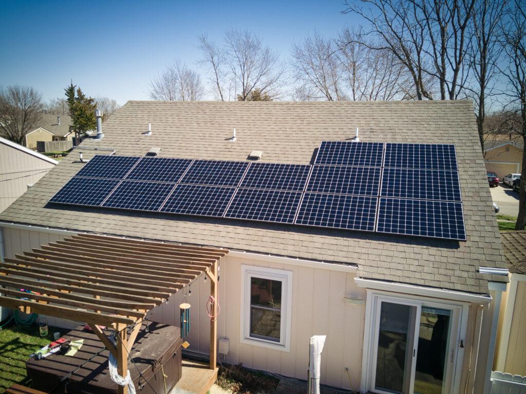 Lawrence Solar Panels