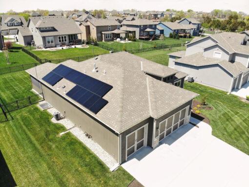 6.3kW Residential Solar in Olathe, Kansas