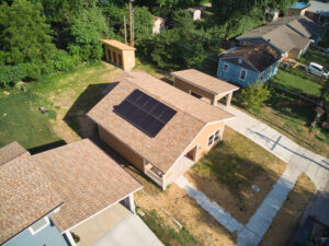 Tenants to Homeowners Solar Home