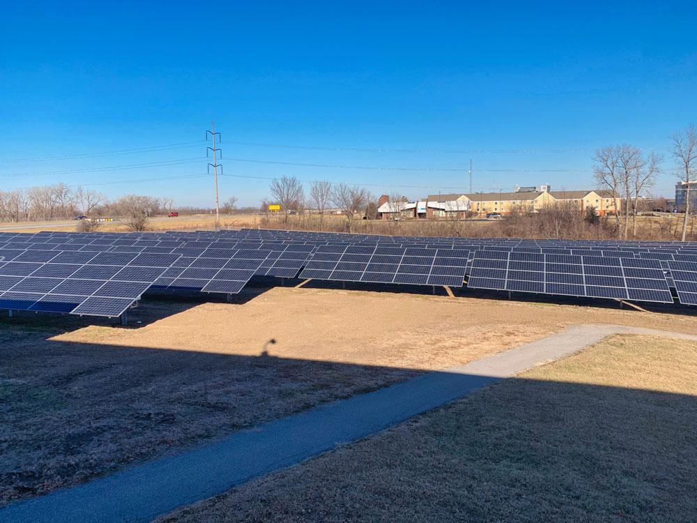Solar Farm Kansas City