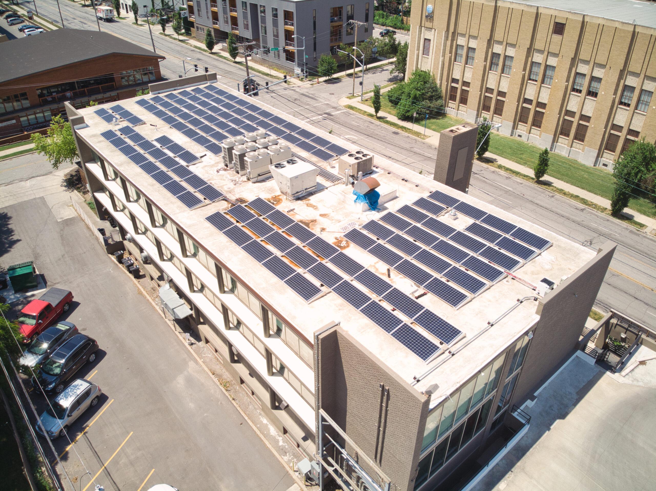 Kansas City Commercial Solar