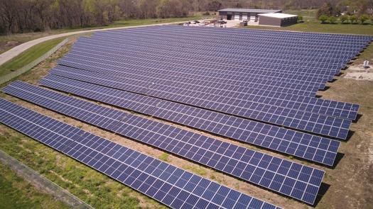 Baldwin Solar Farm