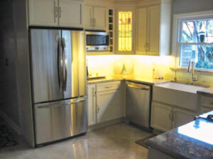 LEDs in Kitchen